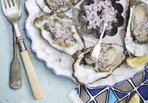 Comment étoiler un plateau d'huîtres ?