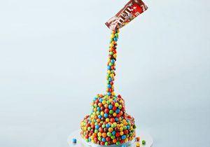 Le « gravity cake », le gâteau suspendu qui buzze