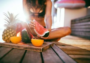 Comment les aliments influencent notre humeur