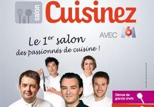 « Cuisinez avec M6 » : un salon pour les fans de cuisine