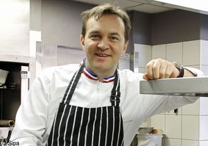 Emmanuel Renaut élu « Chef de l'Année 2012 »