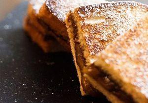 Le chocolate grilled cheese, la tendance de trop ?