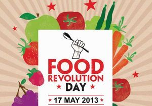 Le « Food revolution day » revient le 17 mai