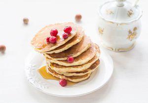 6 recettes faciles de pancakes sans gluten
