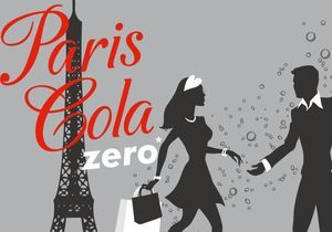 Paris Cola défile à la Fashion Week