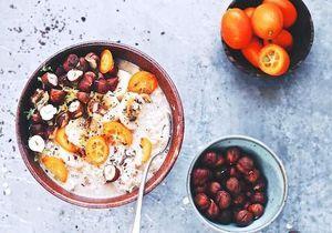 Le porridge, le petit-déjeuner qui donne de l'énergie pour toute la journée