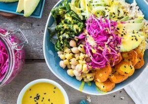 #Buddha bowl : frais et coloré, il est parfait !