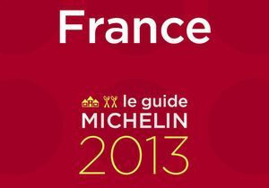 Sortie du Guide Michelin 2013