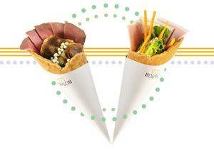 Street food : les chefs étoilés s'y mettent