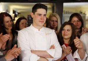 Top Chef la finale : Xavier Koenig grand vainqueur à 19 ans