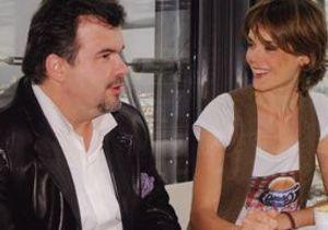 Duo sur patisseries : Pierre Hermé et Julie Andrieu.