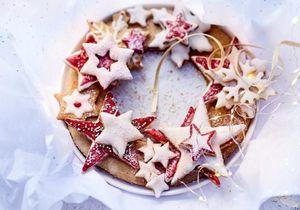 40 recettes de sablés de Noël