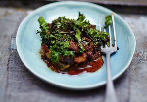 Que faire avec du kale ?