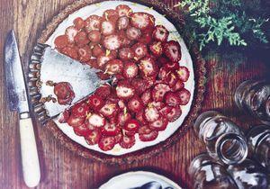 100 recettes aux fraises pour rougir de plaisir