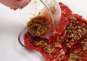 Comment faire une marinade aigre-douce ?