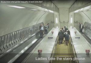 5 vidéos à faire tourner pour plus d'égalité au travail !