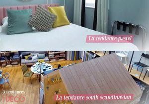 3 Tendances pour 1 Déco - Le style Pastel et South Scandinavian !