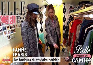 Conseil mode : Les basiques parisiens