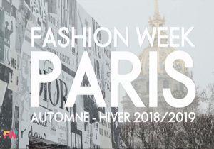Fashion Week automne-hiver 2018/2019 - FW #1