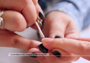 Nail Art et manchette DIY pour être au top cet hiver !