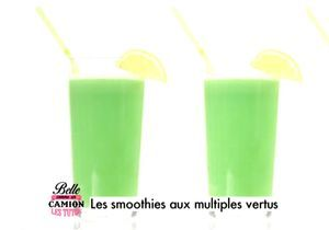 Recettes Healthy : les smoothies