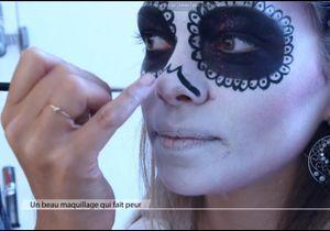 Tuto maquillage spécial Halloween !