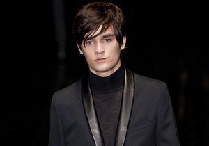 Alain-Fabien Delon, mannequin pour Gucci à Milan : on valide !