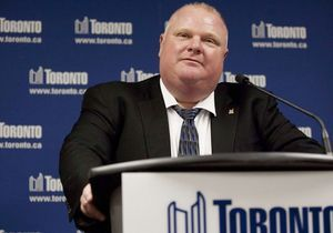Rob Ford, maire de Toronto et fumeur de crack ?