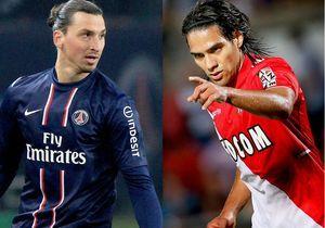 Ibrahimovic / Falcao: le match
