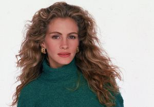15 photos vintages de Julia Roberts