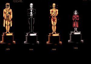 85e cérémonie des Oscars : la statuette dorée revisitée sur l'affiche officielle