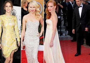Jennifer Lawrence-Naomi Watts-Jessica Chastain: qui aura l'Oscar?