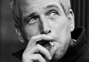 Paul Newman. Bye bye blue eyes