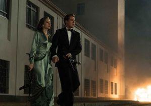 Alliés : Brad Pitt et Marion Cotillard, amants passionnels dans la bande-annonce
