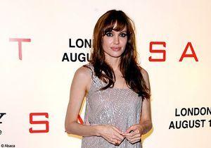 Angelina Jolie à Paris ce soir pour l'avant-première de Salt