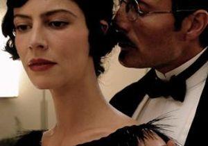 Anna Mouglalis, l'autre Coco Chanel