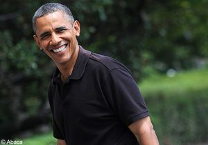 Barack Obama : Il est fan d'Anne Hathaway !