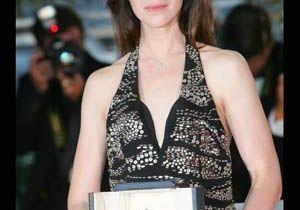Charlotte Gainsbourg : Prix d'interprétation féminine !
