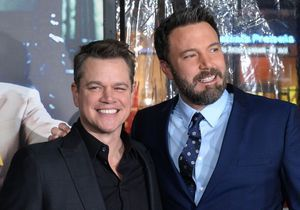 Comment Ben Affleck et Matt Damon vont arnaquer McDonald's