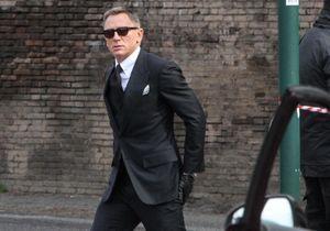 Daniel Craig hospitalisé pendant le tournage de « Spectre »