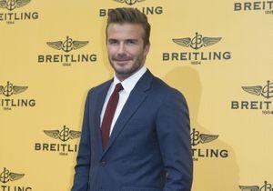 David Beckham décroche un rôle au cinéma