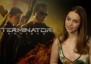 De « Game of Thrones » à « Terminator » : l'interview badass d'Emilia Clarke