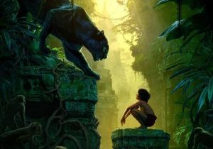 Découvrez la première bande-annonce du « Livre de la jungle »