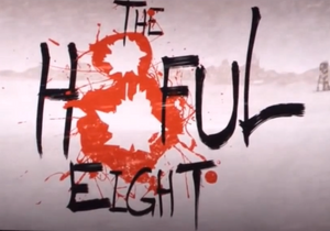 Découvrez le teaser de The Hateful Eight, le prochain film de Tarantino