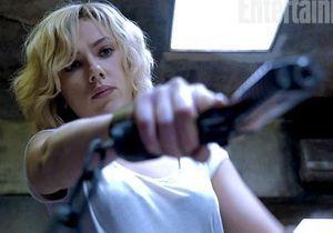 Découvrez  Scarlett Johansson dans Lucy de Luc Besson