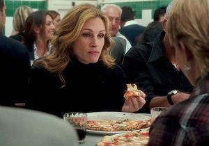"""Exclusivité vidéo : Julia Roberts dans """"Mange, prie, aime"""""""