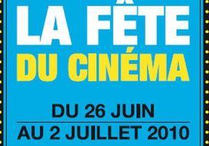 Fête du cinéma : 3 euros la place pendant 7 jours !