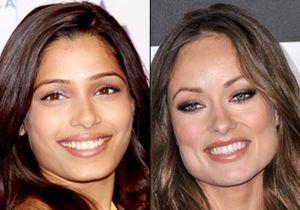 Freida Pinto et Olivia Wilde ne seront pas James Bond girls