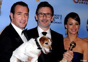 Golden Globes: le sacre de «The Artist» et de Jean Dujardin