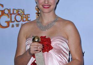 Golden Globes : Natalie Portman sacrée meilleure actrice